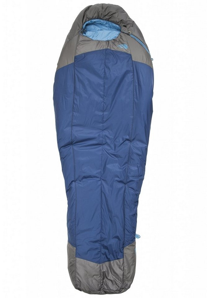 The North Face Schlafsack »Cat's Meow Sleeping Bag Long« in blau