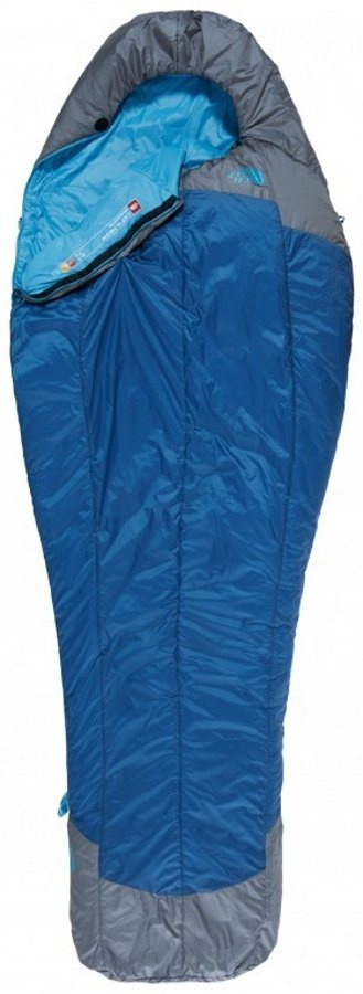 The North Face Schlafsack »Cat's Meow Sleeping Bag Reg« in blau