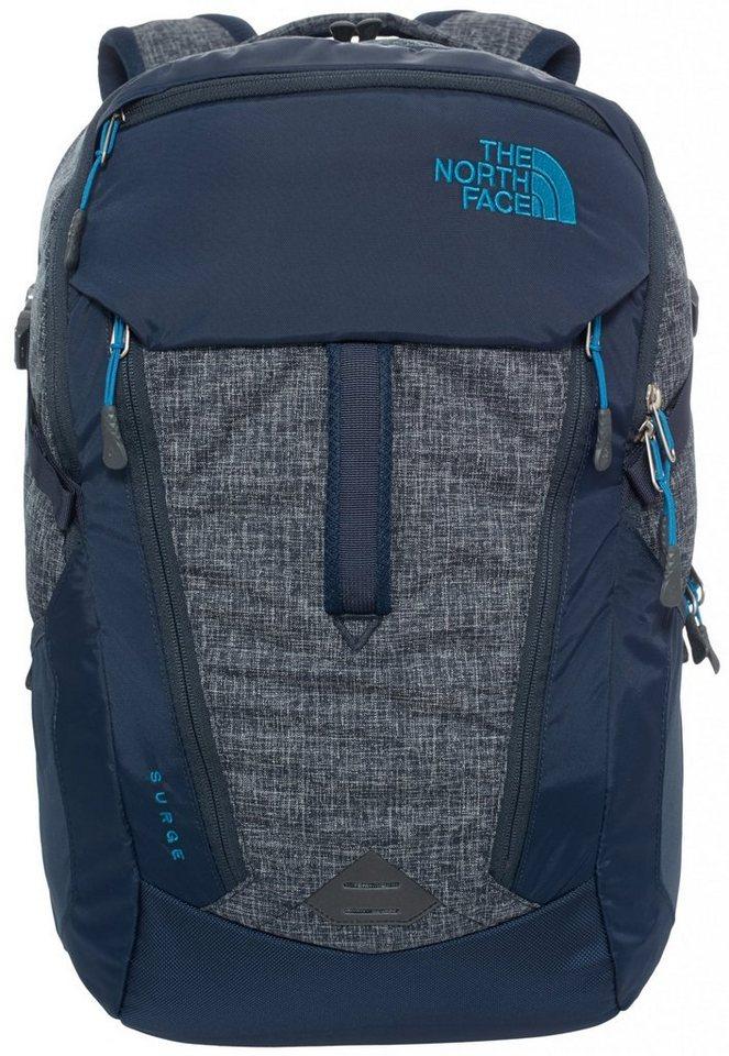 The North Face Sport- und Freizeittasche »Surge Daypack« in blau
