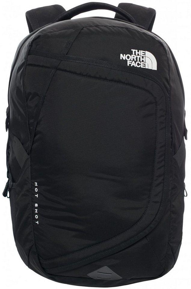 The North Face Sport- und Freizeittasche »Hot Shot Daypack« in schwarz