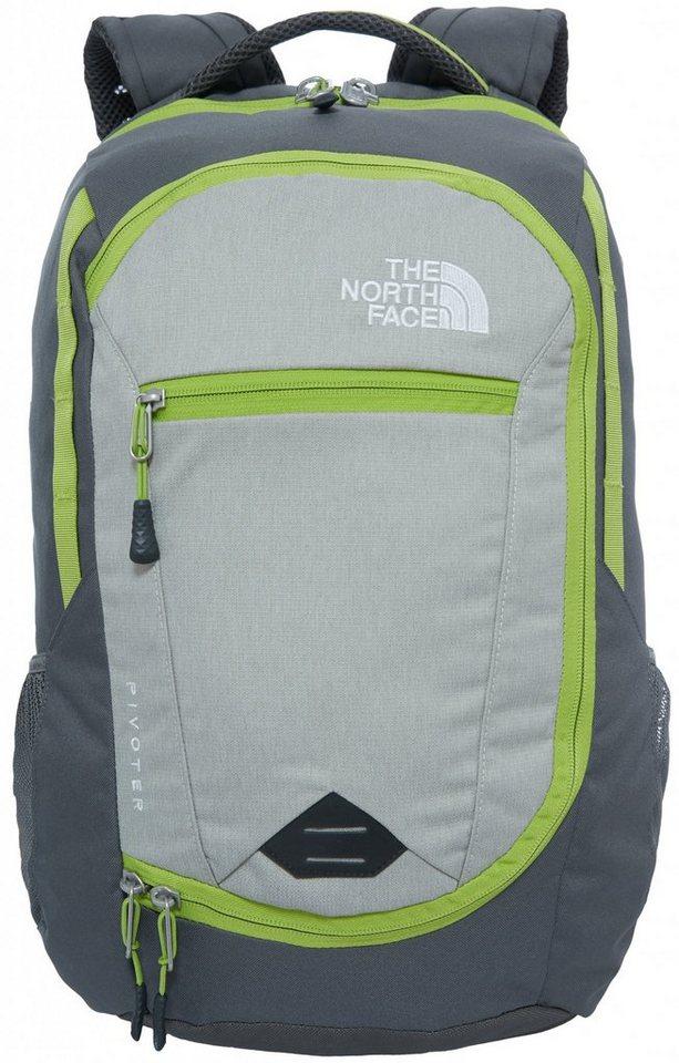 The North Face Sport- und Freizeittasche »Pivoter Daypack« in grau
