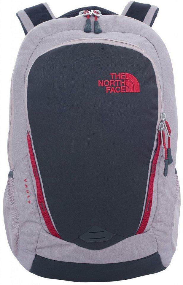 The North Face Sport- und Freizeittasche »Vault Backpack Women« in grau