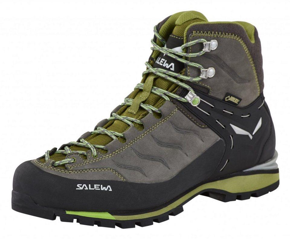 Salewa Kletterschuh »Rapace GTX Alpine Boots Men« in grau