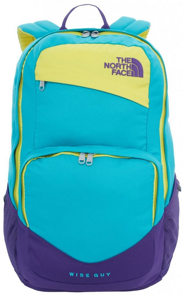The North Face Sport- und Freizeittasche »Wise Guy Backpack« in türkis