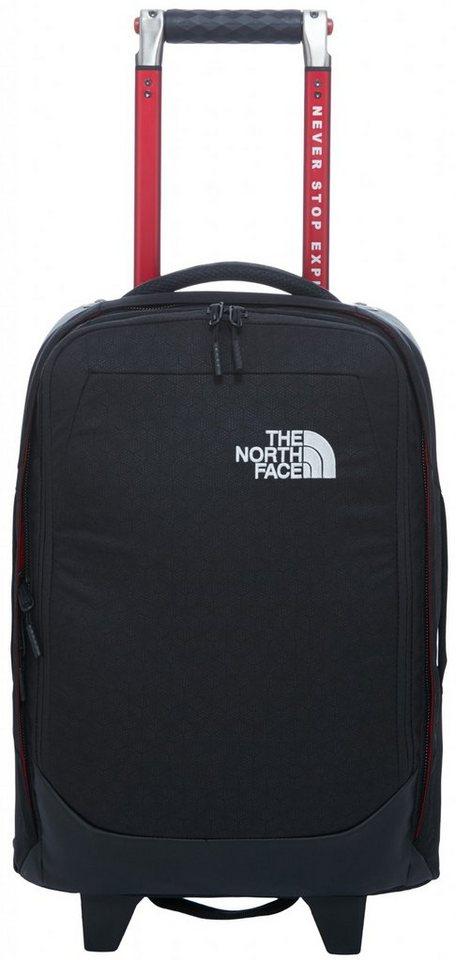 The North Face Sport- und Freizeittasche »Overhead Trolley« in schwarz