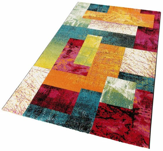 Teppich »Lima 303«, LALEE, rechteckig, Höhe 15 mm