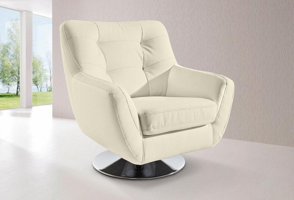 inosign sessel mit drehteller online kaufen otto. Black Bedroom Furniture Sets. Home Design Ideas