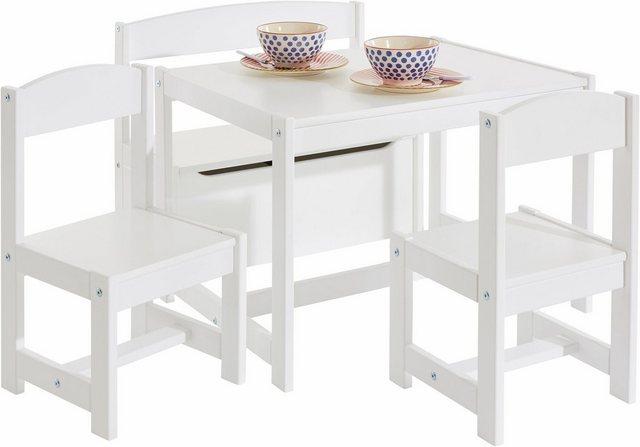 Sitzmöbel - Hoppekids Kindersitzgruppe, (Set, 4 St)  - Onlineshop OTTO