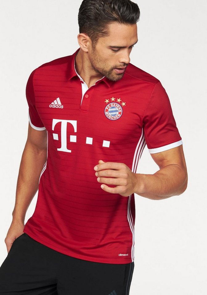 adidas Performance Trikot »FC BAYERN HOME JERSEY MAN« in rot