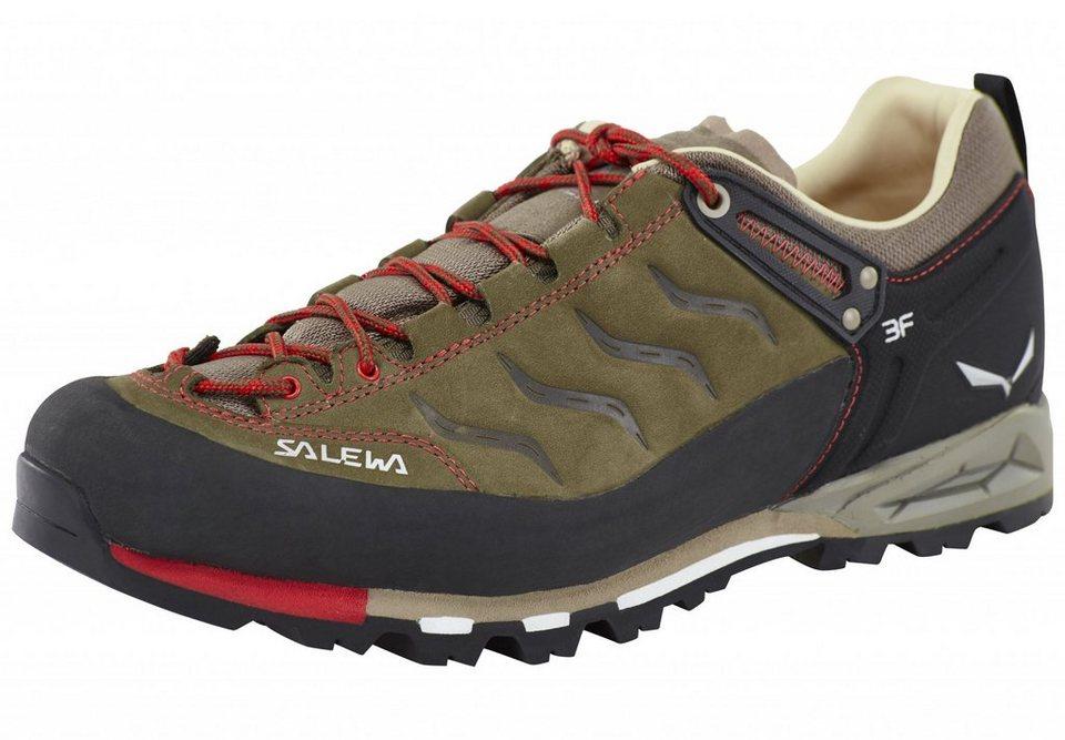 Salewa Kletterschuh »MTN Trainer L Alpine Approach Shoe Men« in braun