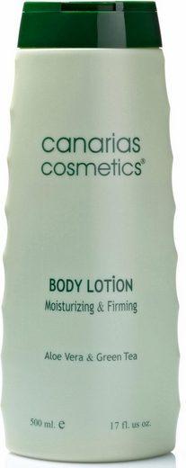 canarias cosmetics Bodylotion, feuchtigkeitsspendend und straffend
