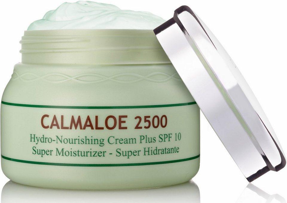 Canarias Cosmetics, »Calmaloe 2500«, Beruhigende und nährende Creme in weiß