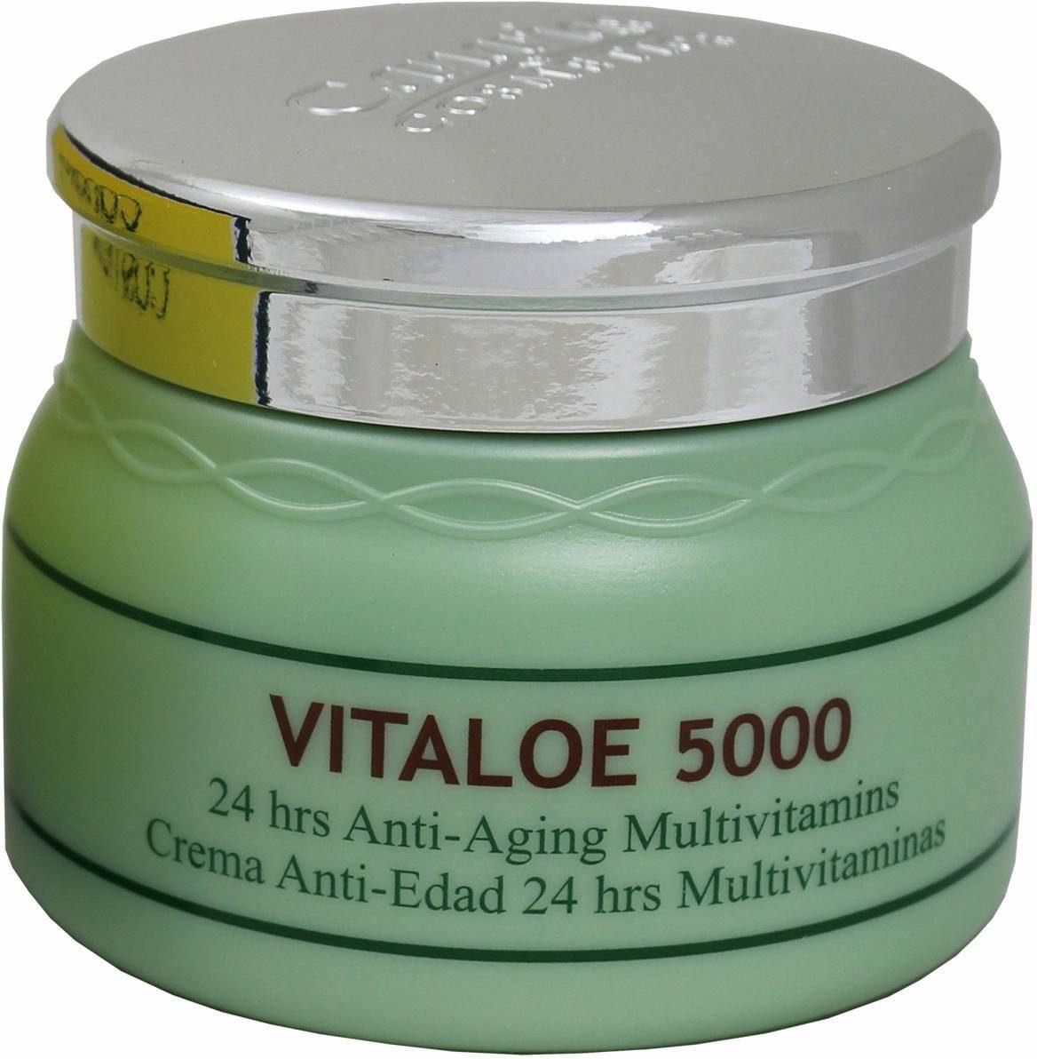 Canarias Cosmetics, »Vitaloe 5000«, Anti-Aging Creme