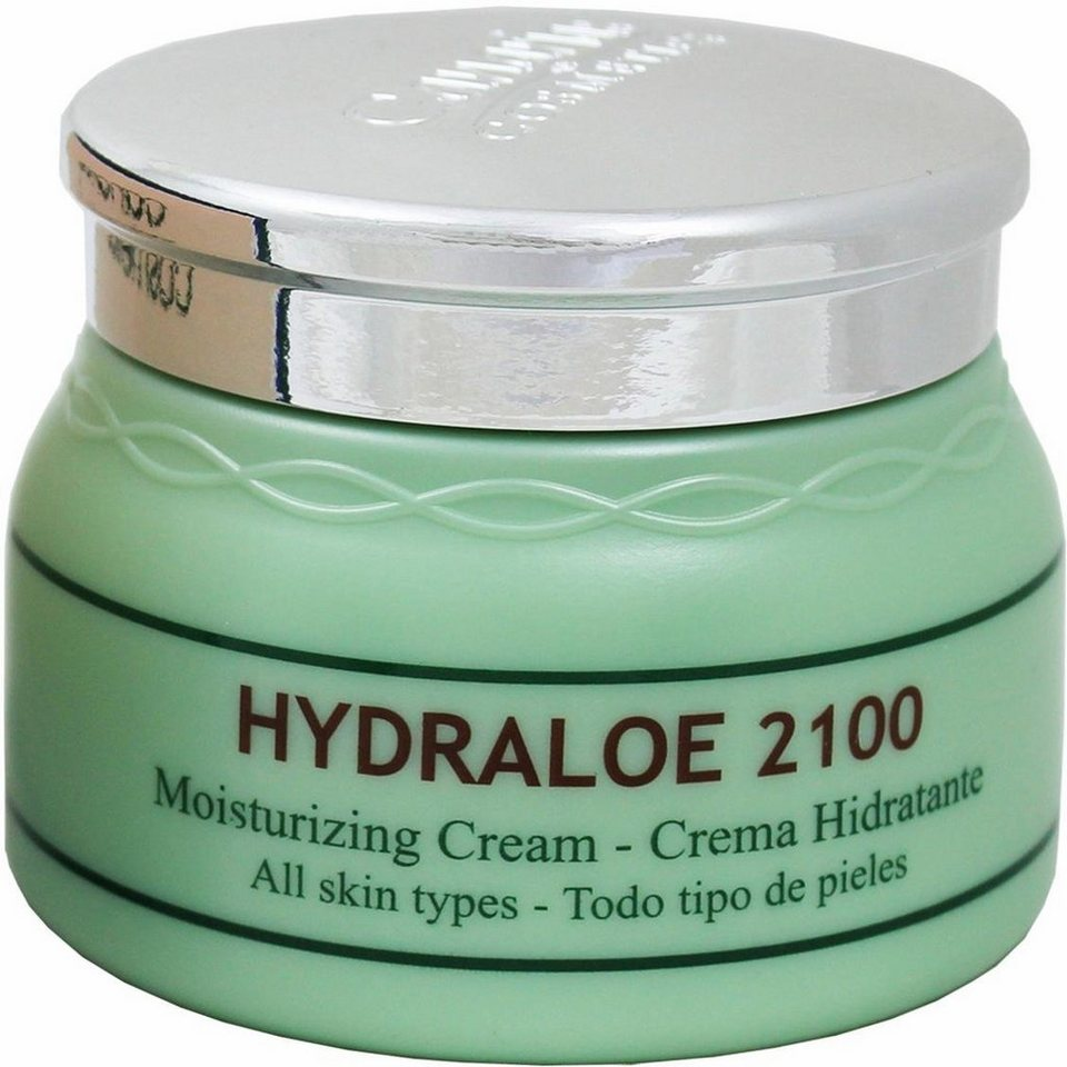 Canarias Cosmetics, »Hydraloe 2100«, Feuchtigkeitscreme in weiß