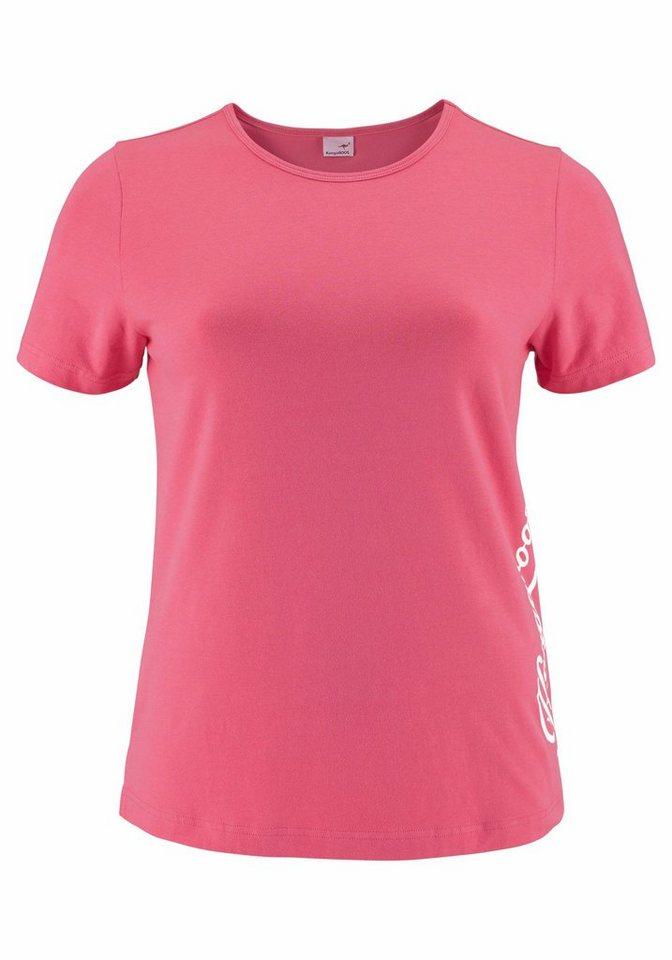 KangaROOS T-Shirt in rosa
