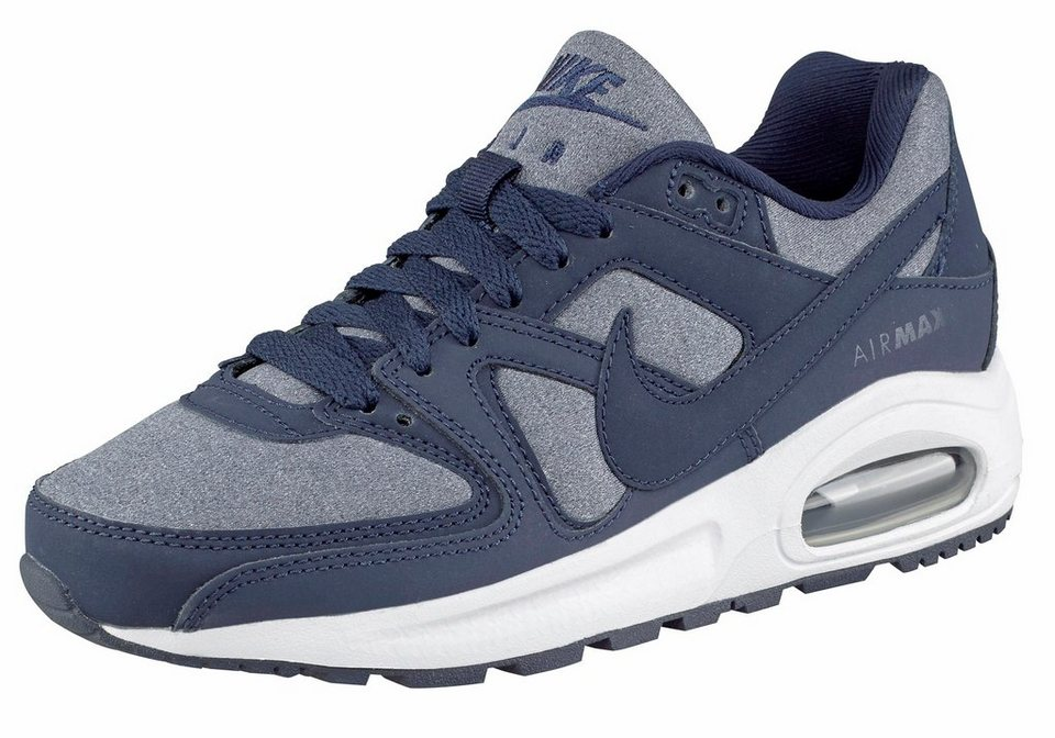 Nike »Air Max Command Flex K« Sneaker in dunkelblau