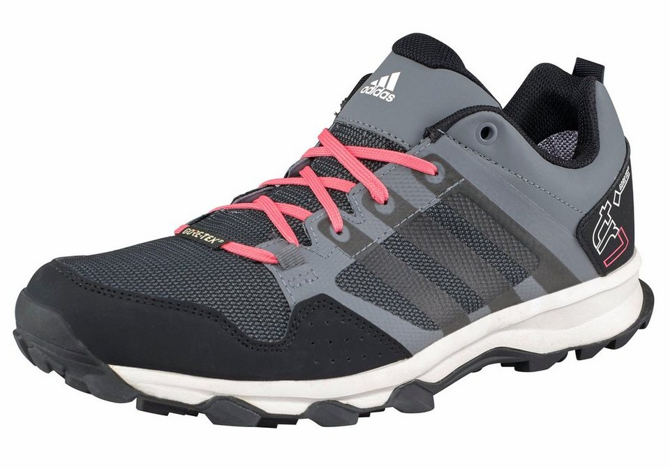 adidas Performance »Kanadia 7 TR Goretex W« Outdoorschuh in grau-schwarz