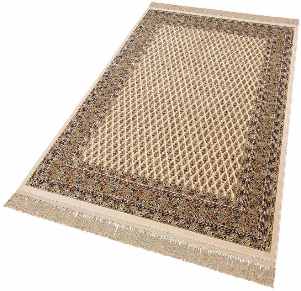 Orient-Teppich, my home, »Mirja«, gewebt in creme