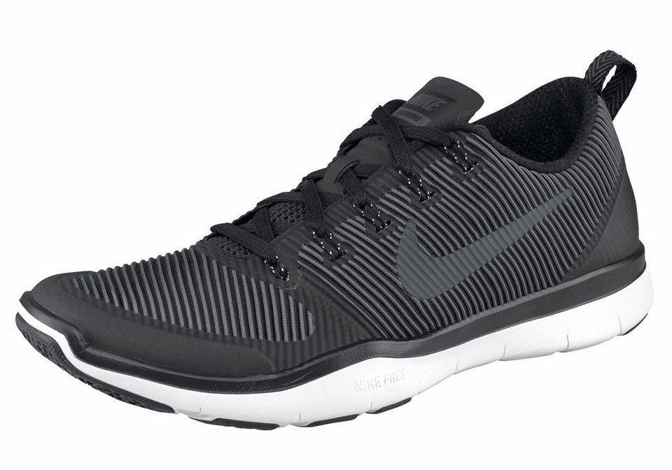 Nike »Free Train Versatility« Trainingsschuh in schwarz-weiß