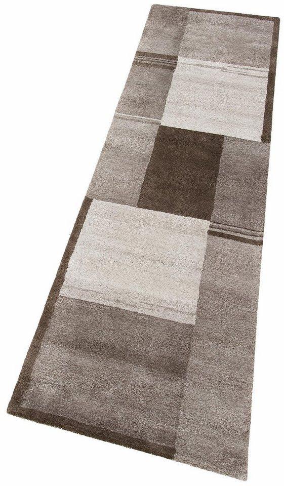 Läufer »Elegance 2«, Theko exklusiv, rechteckig, Höhe 10 mm in braun