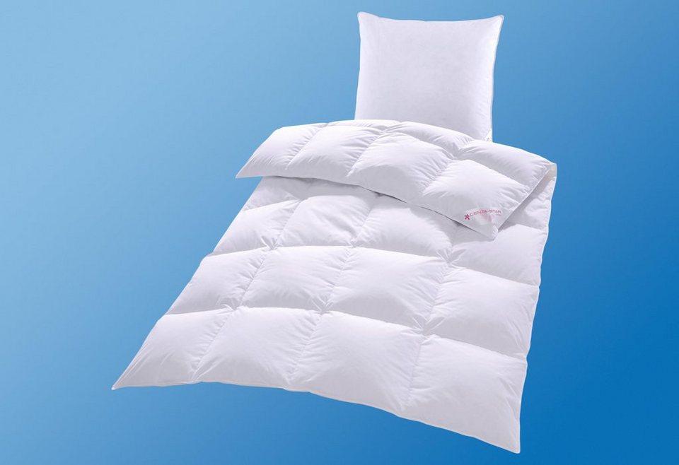 daunenbettdecke nordic centa star warm 90 daunen 10 federn online kaufen otto. Black Bedroom Furniture Sets. Home Design Ideas