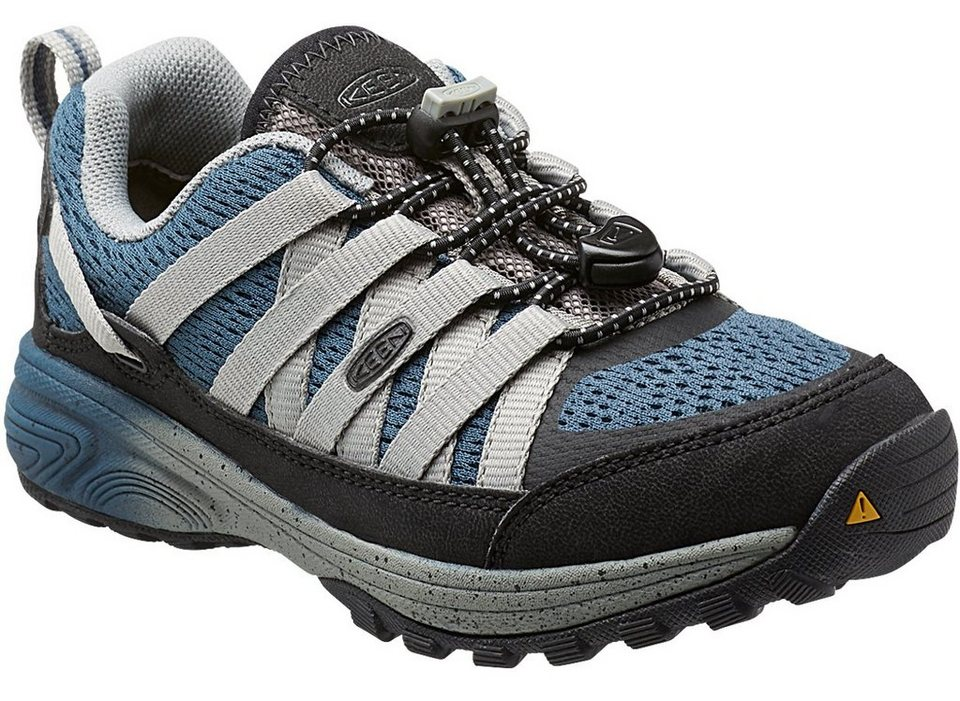 Keen Halbschuhe »Versatrail WP Shoes Youth« in grau
