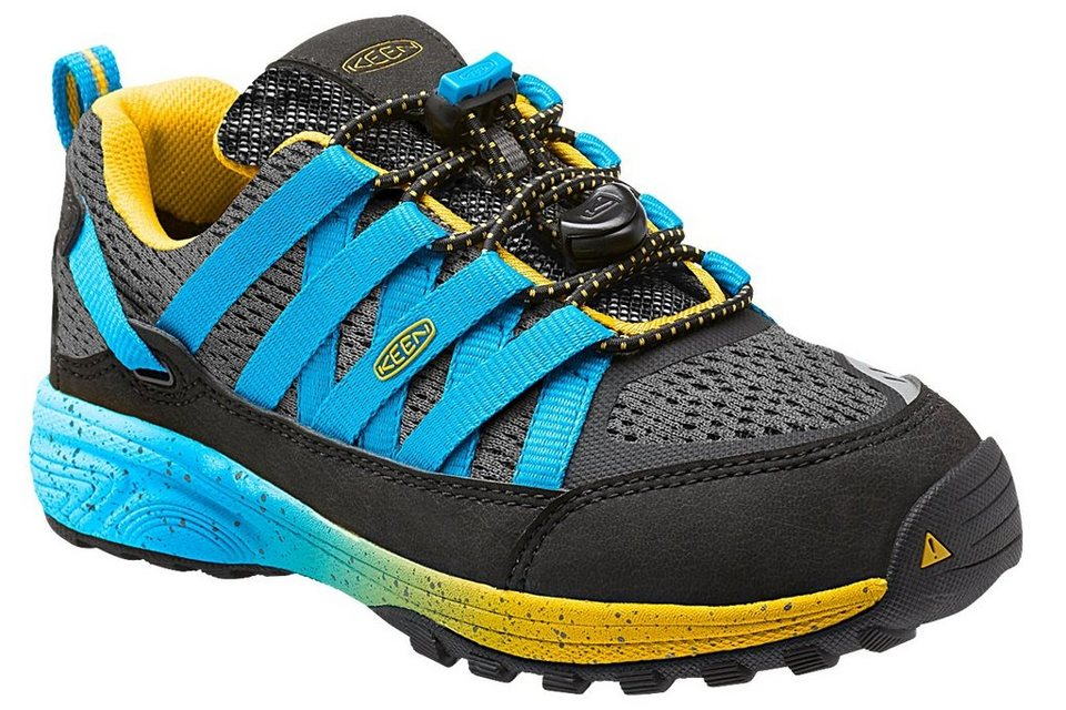 Keen Halbschuhe »Versatrail WP Shoes Youth« in braun