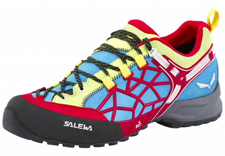 Salewa Kletterschuh »Wildfire Pro Approach Shoes Men« in bunt