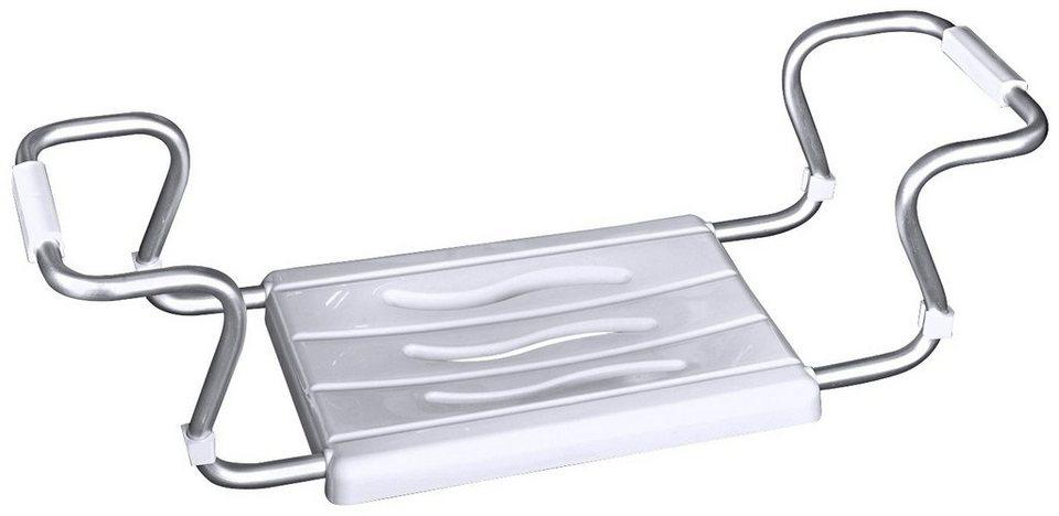 Badewannenaufsatz »Secura« in weiß