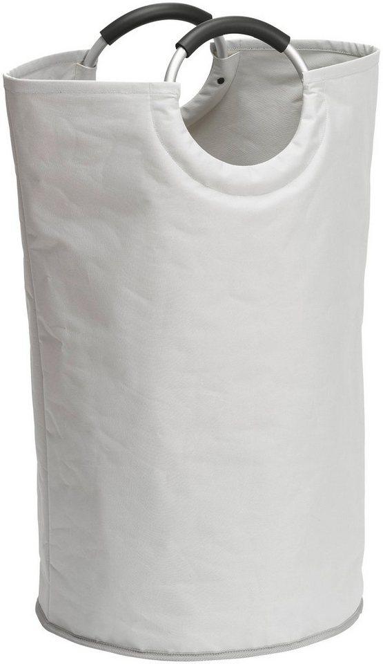 Wäschesammler »Jumbo Stone« in grau