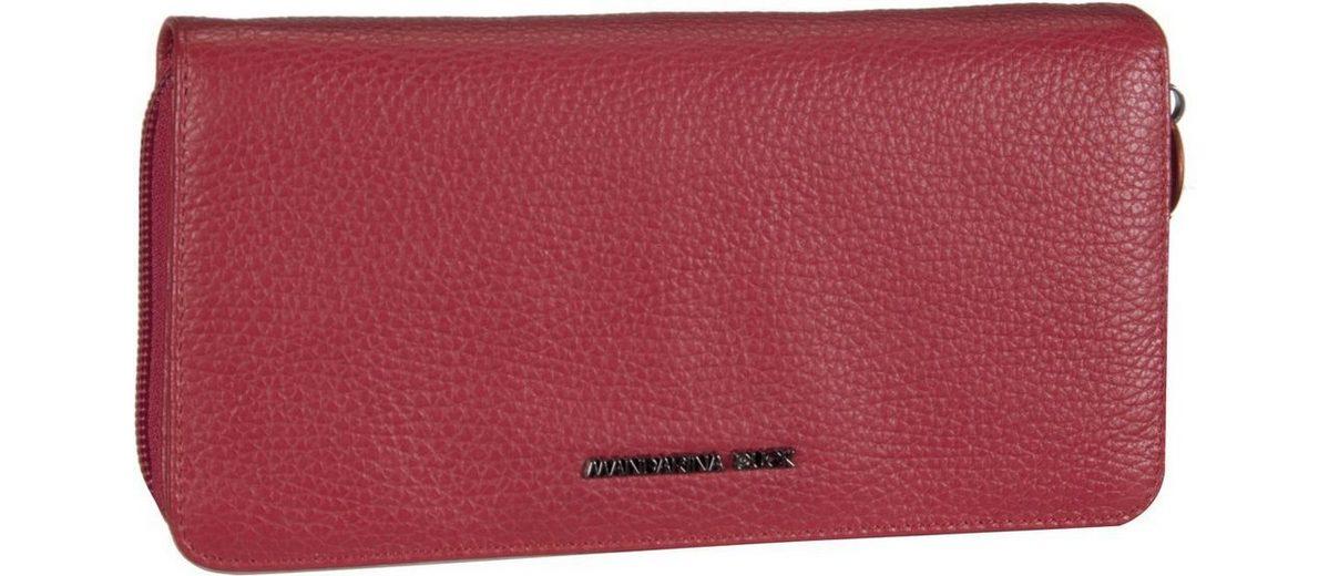 Mandarina Duck Mellow Leather Wallet