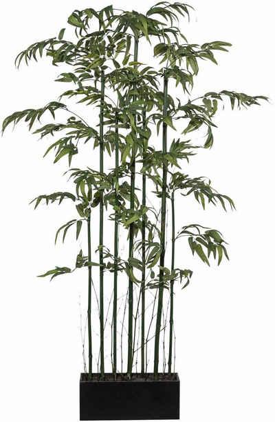 Kunstbambus »Bambus Raumteiler«, Creativ green, Höhe 150 cm