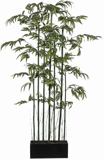 Kunstbambus »Bambus Raumteiler«, Creativ green, Höhe 180 cm
