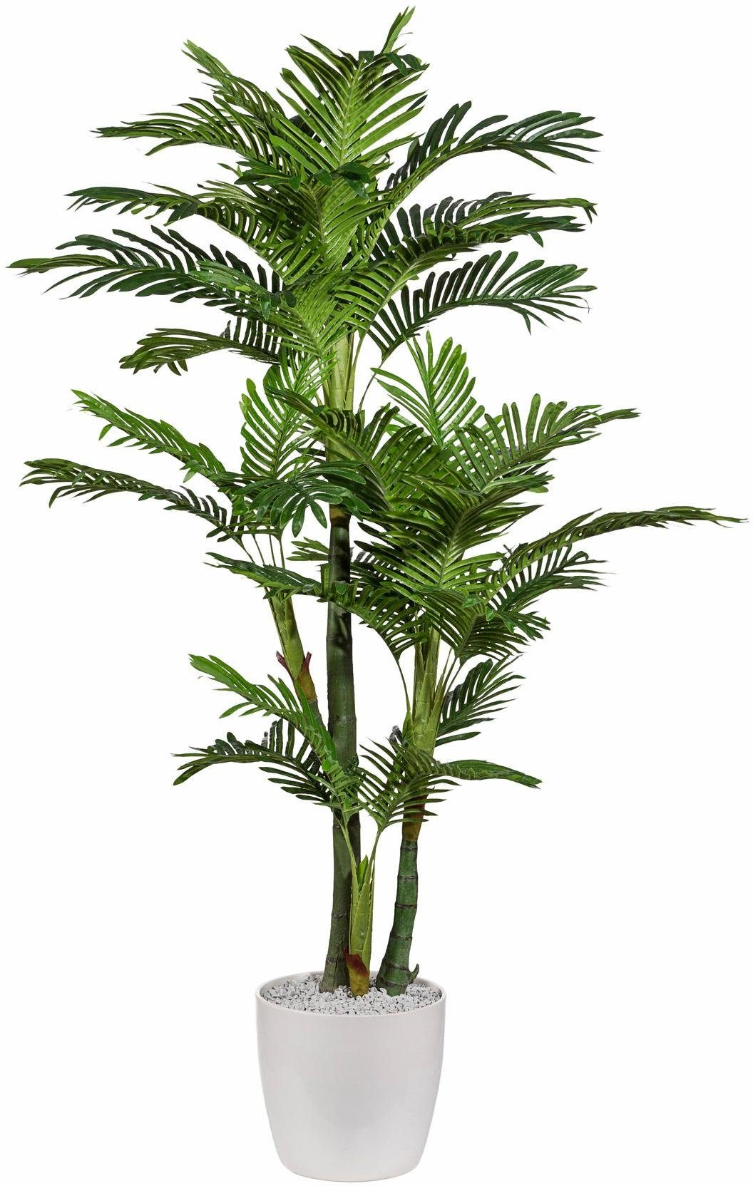 Home affaire Kunstpflanze »Areca nolina Palme«