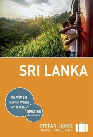 Broschiertes Buch »Stefan Loose Reiseführer Sri Lanka«