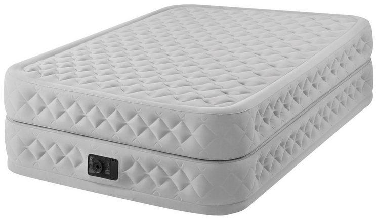 Intex Luftbett »Supreme Air-Flow Bed Queen«, (mit Transporttasche)