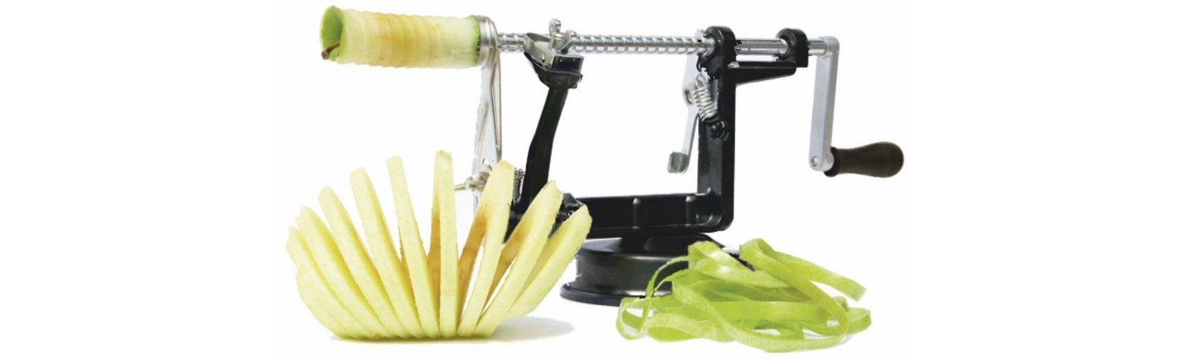 Maximex Apfelschäler 3in1