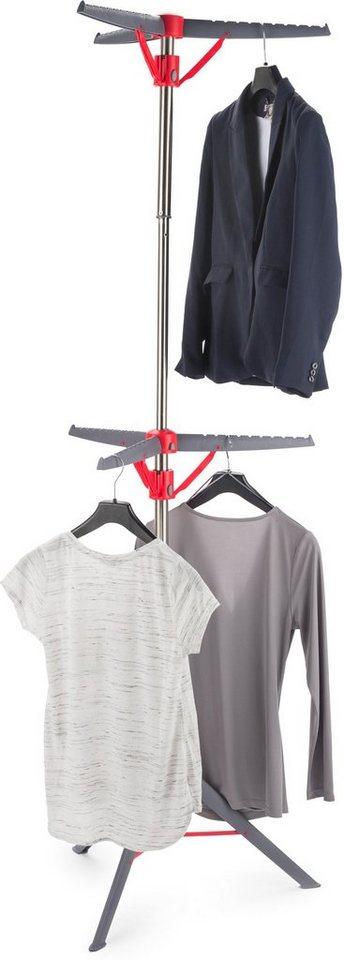 Maximex Multi-Hängesystem in silberfarben/grau/rot