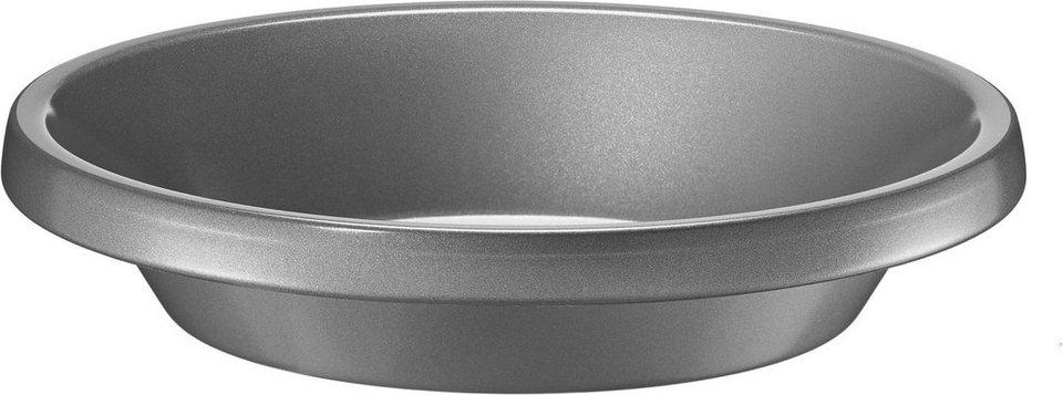 KitchenAid Tarte-Tatin-Form, antihaftbeschichtet, »KBNSO09PI« in grau