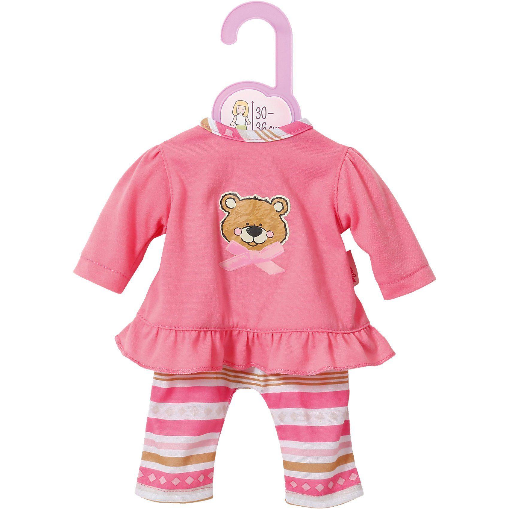 Zapf Creation Dolly Moda Pyjama 30-36 cm