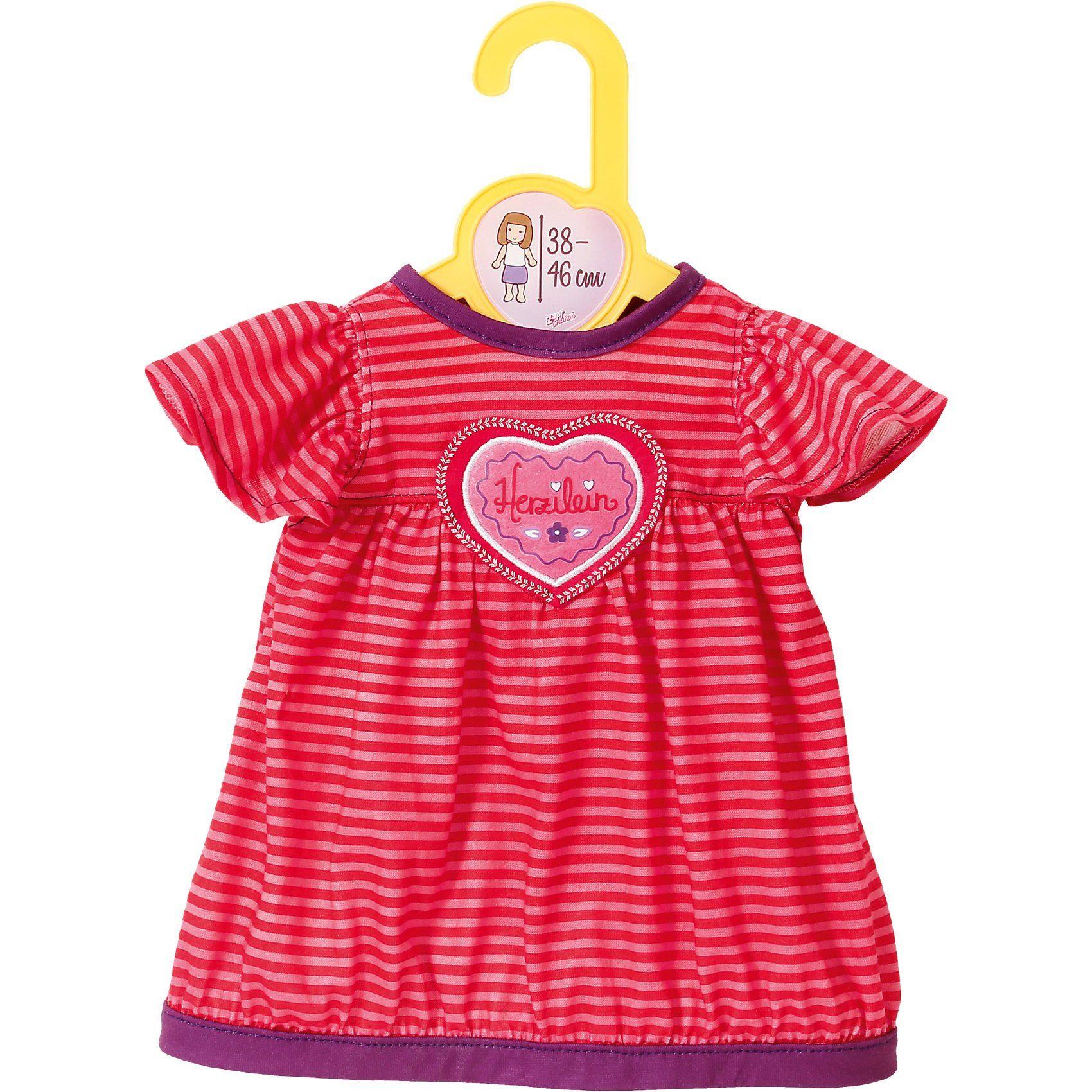 Zapf Creation Dolly Moda Puppenkleidung Schlafkleid 38-46 cm