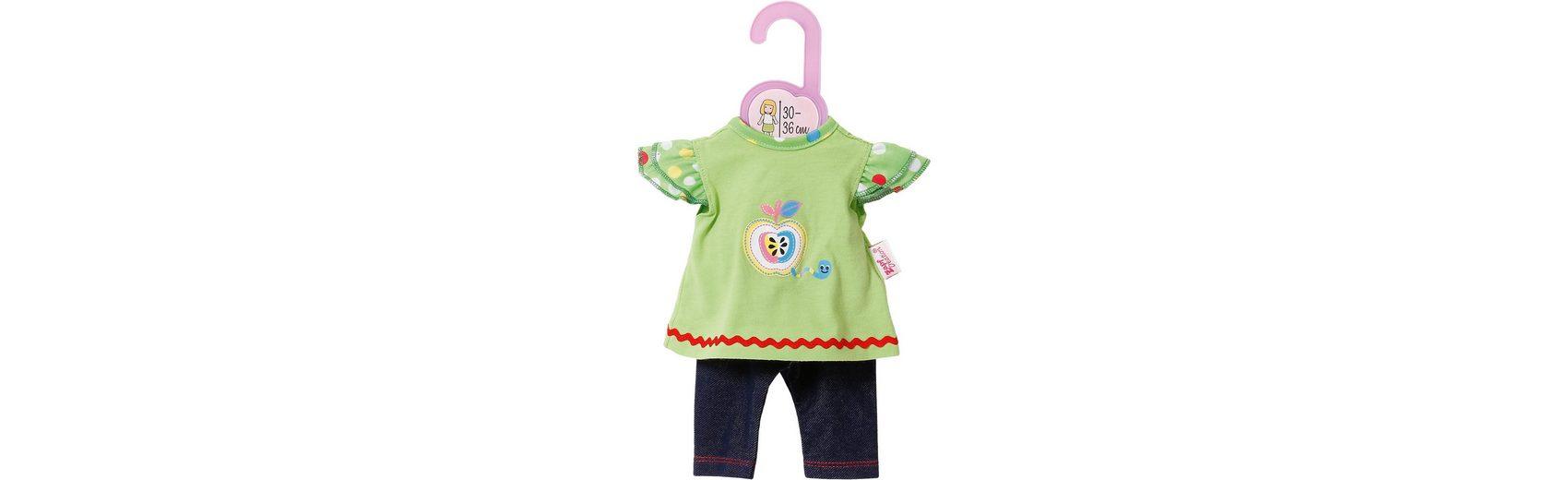 Zapf Creation Dolly Moda Shirt mit Leggings 30-36 cm