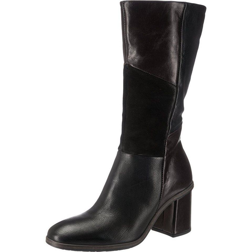 MJUS Twiggy Stiefel in schwarz