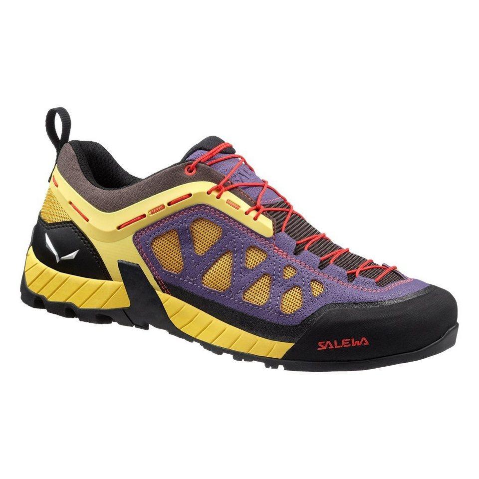 Salewa Kletterschuh »Firetail 3 Approach Shoes Men« in lila