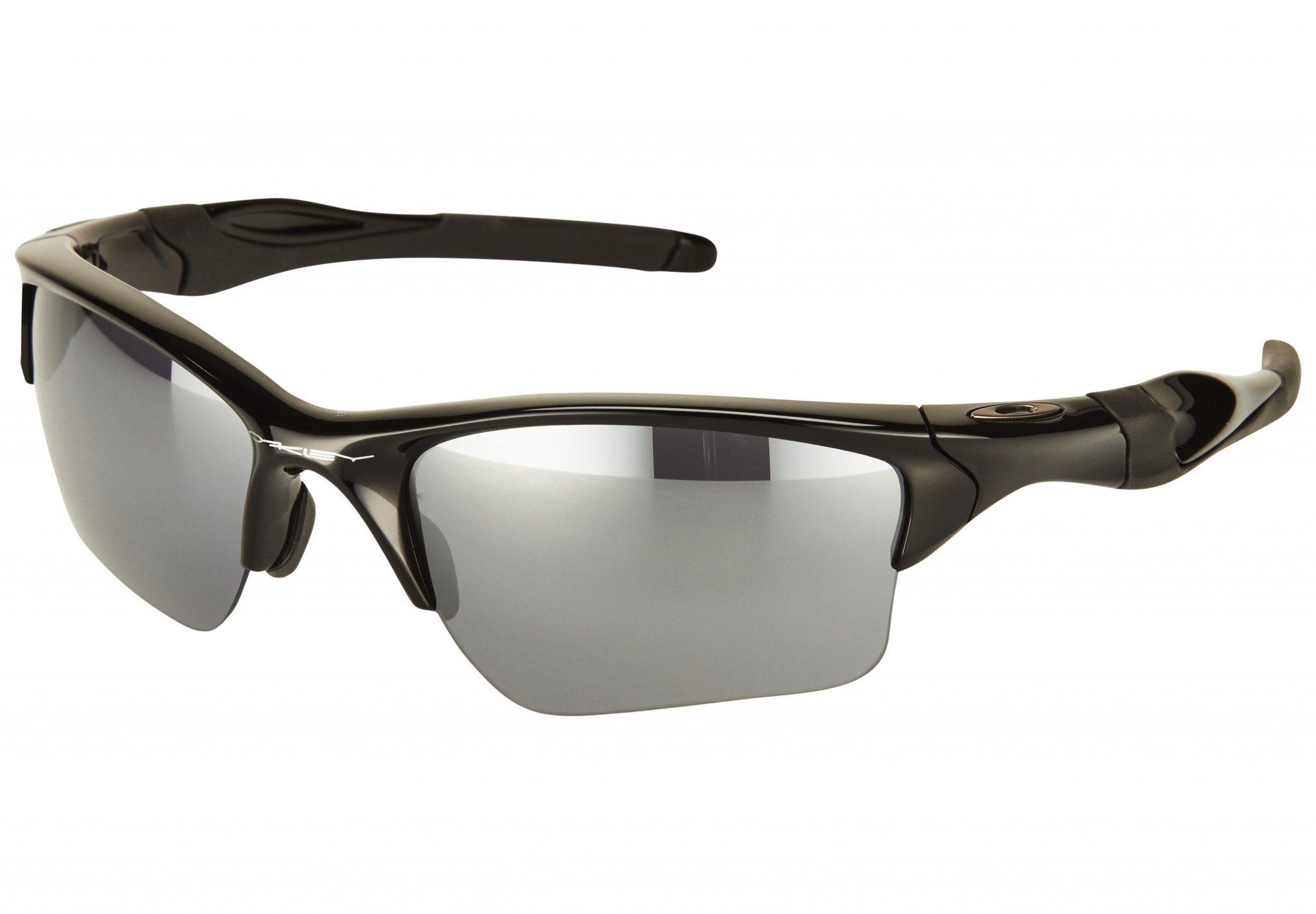 Oakley Sportbrille Half Jacket 2.0 XL Schwarz ONfw0