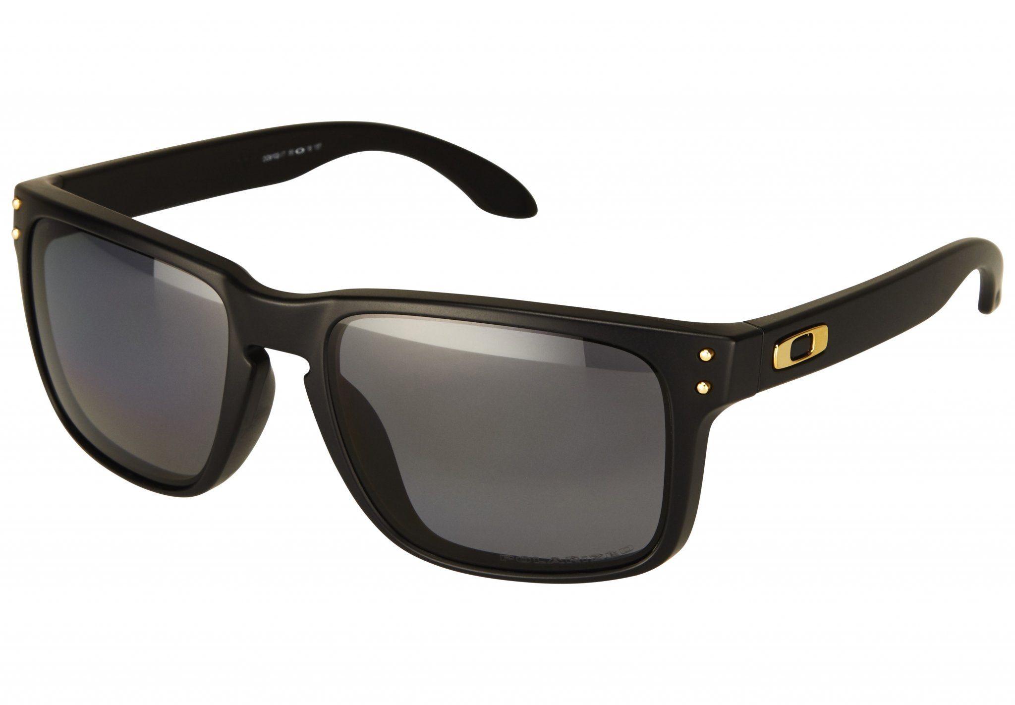 Oakley Radsportbrille »Holbrook Shaun White Gold«