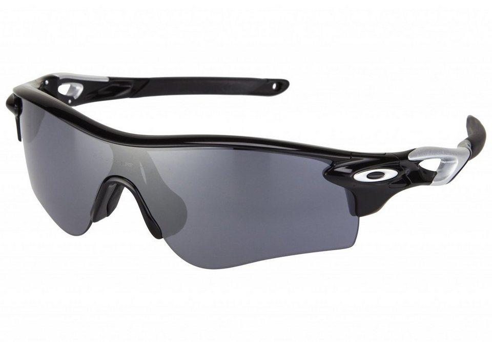 Oakley Radsportbrille »Radarlock Path Brille« in schwarz