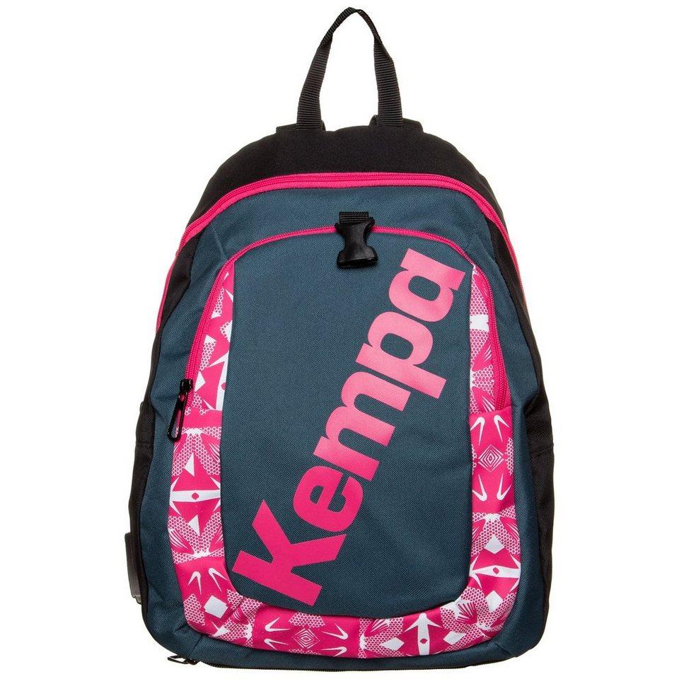 KEMPA Kids Rucksack Kinder in petrol / magenta