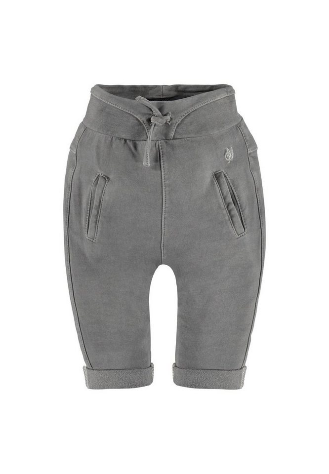 Marc O'Polo Junior Hose Sweat in Washed-Out-Optik 1 in Dunkelgrau