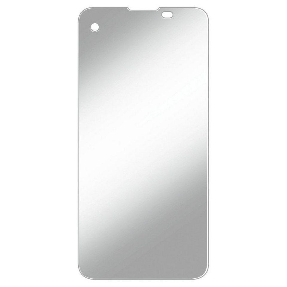 Hama Display-Schutzfolie Crystal Clear für LG X Screen, 2 Stück in Transparent